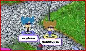 Me and morgie!